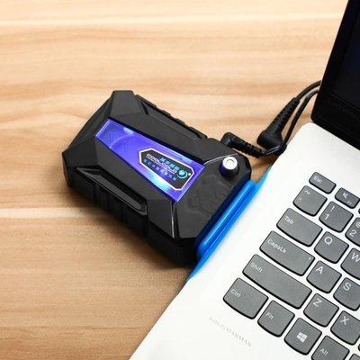 散熱器筆記本器抽風式側吸式電腦靜音外設外置降溫風扇機扇熱器