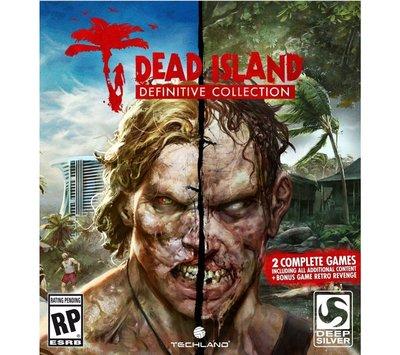 【傳說企業社】PCGAME-Dead Island Definitive Collection 死亡之島決定版(英文版)