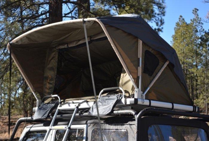 【綠色工場】Raptor Series OFFGRID Voyager 車頂帳篷