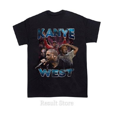 【Result】Kanye west classic Tee 經典饒舌歌手 Hiphop 肯爺