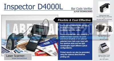 條碼超市 RJS D4000L Bar Code Verifier 條碼檢測器 ~全新 免運~ ^有問有便宜^
