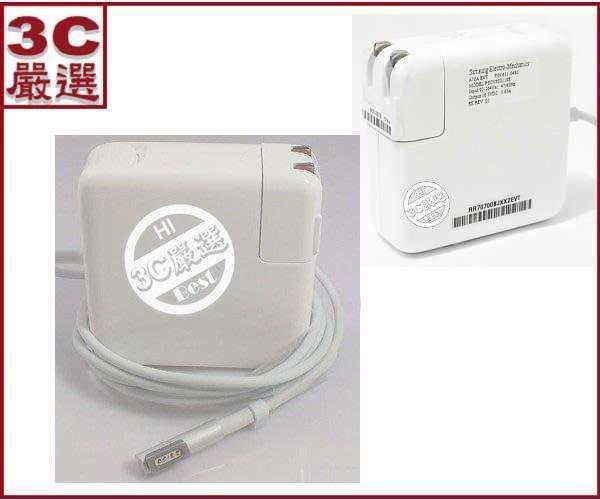 3C嚴選-APPLE 筆記型電腦 充電器 變壓器 電源供應器 15 17 MACBOOK Pro 85W MagSafe L型磁吸式