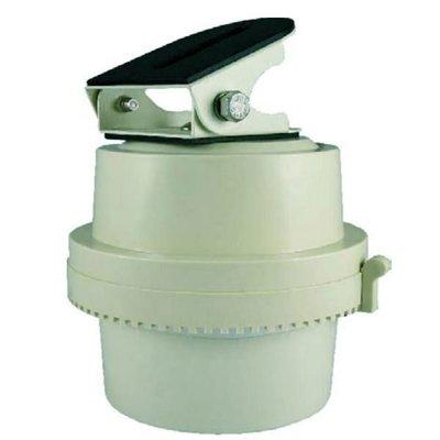 保誠科技~防水型監控攝影迴轉台 含稅價 355度 全方位範圍監視 室內外通用 保全監控單機雲台 安裝簡便 監視專用旋轉台