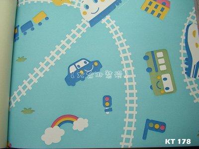 【大台北裝潢】Sanrio三麗鷗新品兒童壁紙* Sinkansen新幹線小火車 鐵軌 每支1000元