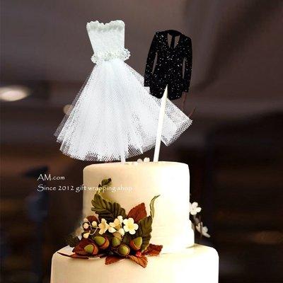 AM好時光【Y16】新郎新娘 白紗禮服...