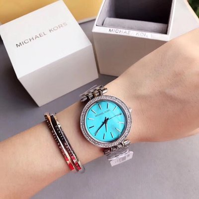 MICHAEL KORS 優雅時尚女士石英手錶 附盒子 限時特價