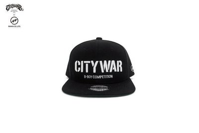 Mania x City War Snapback