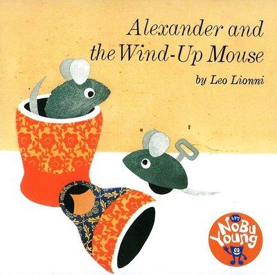 *小貝比的家*ALEXANDER AND THE WIND-UP MOUSE(阿力和發條老鼠) /單CD/3~6歲