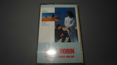 COCK ROBIN After Here Through Mi 風靡歐美樂團 知更鳥首領 無黴 有歌詞佳 錄音帶卡帶