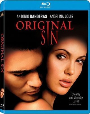 BD 全新美版【枕邊陷阱】【Original Sin】Blu-ray 藍光 安潔莉娜裘莉