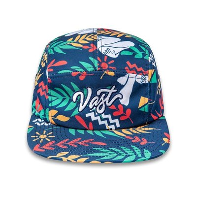 *Vast* Tropical Elements 5分割帽`直購含運