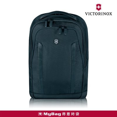 Victorinox 瑞士維氏 後背包 15吋電腦後背包 黑色 TRGE-602151 得意時袋