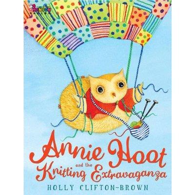 [邦森外文書] Annie Hoot and the Knitting Extravaganza 愛織毛衣的小貓頭鷹