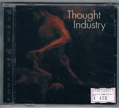 [鑫隆音樂]西洋CD-Thought lndustry . Black Umbrella {039414131-2} 全新/免競標