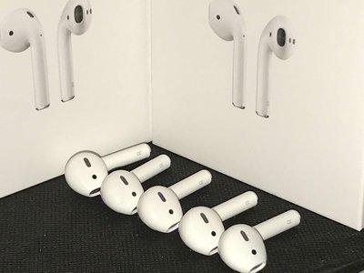全新正貨※台北快貨※蘋果原廠 Apple Airpods (一代)替換用單耳機: 左(L)或右(R)