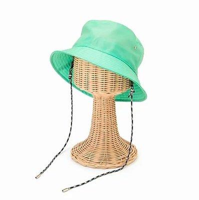 [全新轉賣] HEY! Mrs ROSE 薄荷綠綁帶漁夫帽(Casselini/CONTROL FREAK)