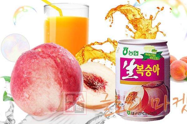 韓國原裝進口 水蜜桃汁/ 葡萄果汁/水梨汁 [KO05901009]健康本味