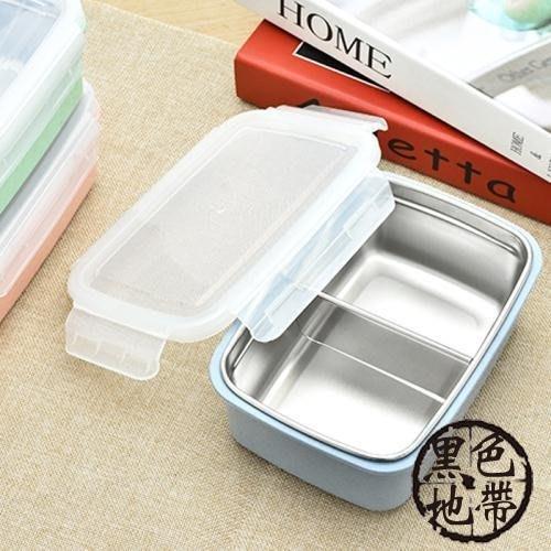 加深加大304不銹鋼學生保溫飯盒歐式上班族成人餐盒便攜分格餐盤【全館免運】