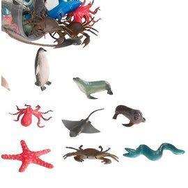 【魔法世界】【美國B.Toys感統玩具】美國 TERRA 海洋生物