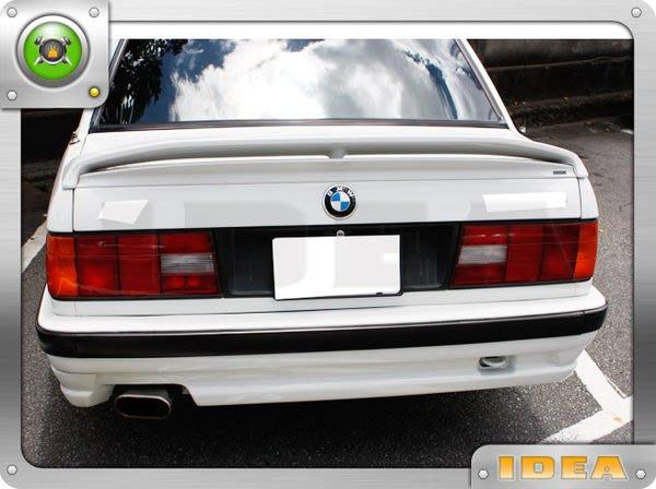 泰山美研社A1737 BMW E30 M 版 雙層 尾翼