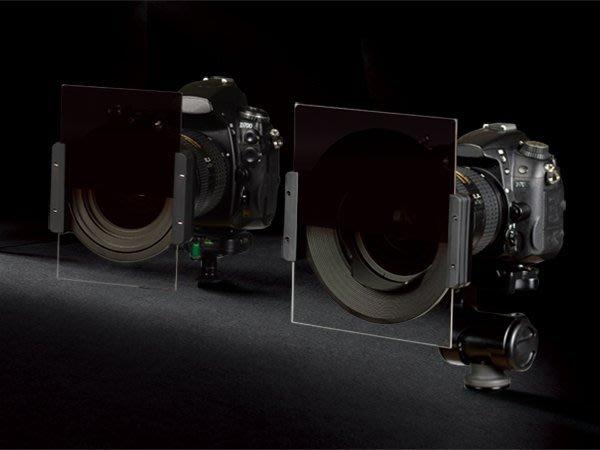 《阿玲》  NISI 100mm 系統 方形插片納米鍍膜GND8反向漸變濾鏡100X150MM【公司貨】