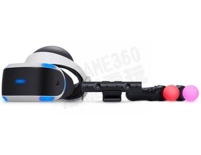 【二手商品】PS4 VR PSVR 豪華全配包 虛擬實境 附DEMO遊戲片 9成9新 原廠保固內【台中恐龍電玩】