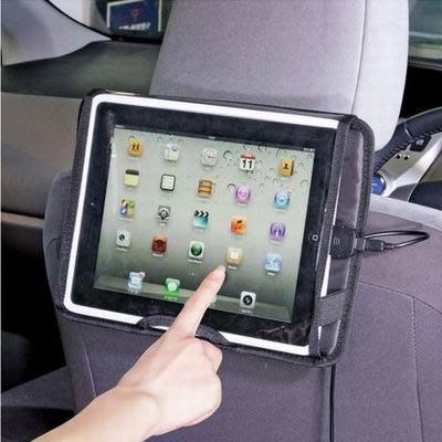 【車載平板電腦ipad專用汽車椅背支架...
