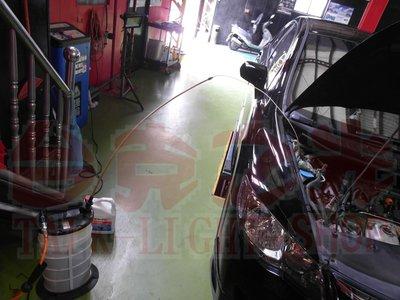 台克之光-HONDA-CIVIC8-動力方向機油更換-PSF-出光動力方向機專用油品