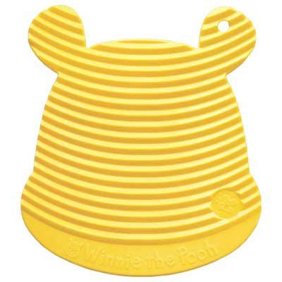 ..☆.。.【Disney baby】☆日本.。維尼幼兒洗物用品~搓衣板~*☆.。.:*