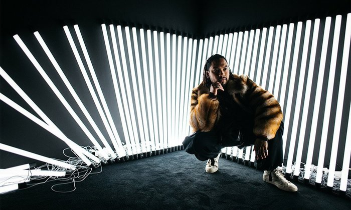 IKEA x STAMPD SPÄNST LED裝飾燈棒 長燈棒