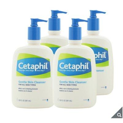 舒特膚 溫和潔面清潔乳 無香味 加拿大原裝進口 591毫升 4入