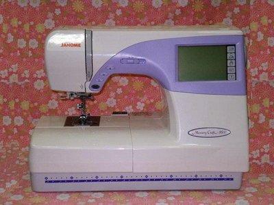 車樂美縫紉機 MC- 9500電腦刺繡縫紉機 拼布 教學 勝家 兄弟 可樂牌 亞記縫紉教學