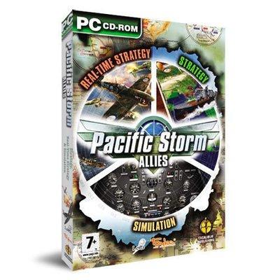 【傳說企業社】PCGAME-Pacific Storm Allies 太平洋風暴(英文版)