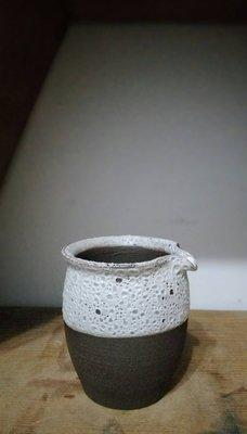 (00304)手拉胚志野釉勻杯