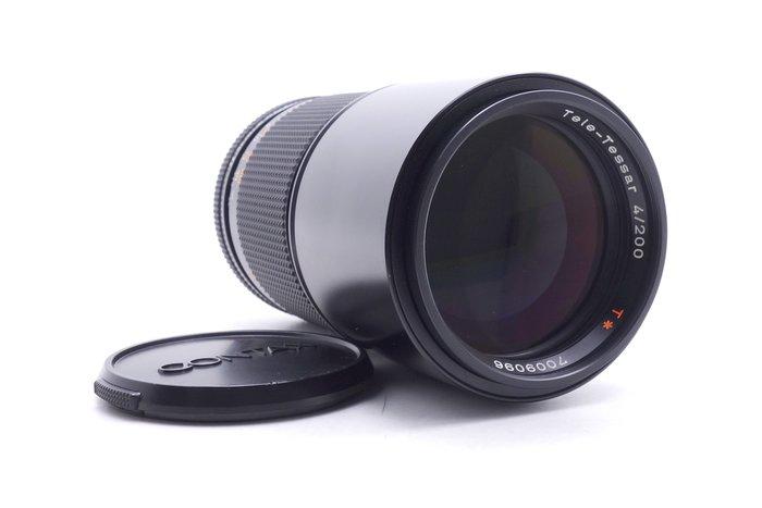 【台中青蘋果】Contax Tele-Tessar 200mm f4 二手 單眼鏡頭 #11432