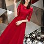 【曼妮婚紗禮服】3件免郵~結婚敬酒 聚會 婚宴 時尚韓版修身顯瘦中長款禮服 CF224