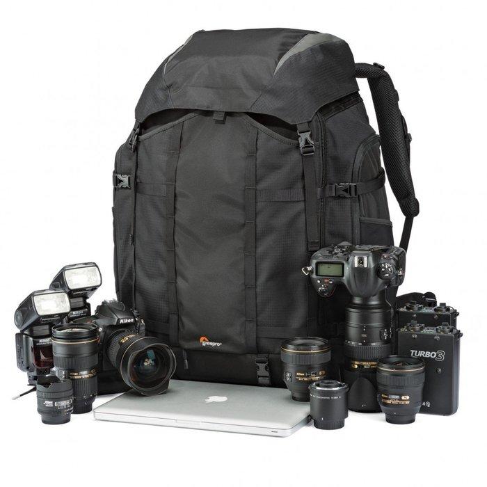 【日產旗艦】Lowepro 專業旅行家 Pro Trekker 650 AW 專業後背相機包 立福公司貨