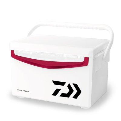 【欣の店】Daiwa  COOL LINE α II S1500 黑色 保冷33小時 無投入孔 池釣冰箱 磯釣冰箱