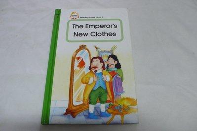 【彩虹小館Q2】英文童書~Reading House Level3_The Emperors New Cloth敦煌書局