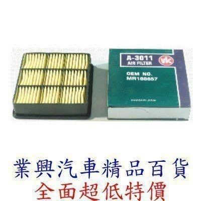 OUTLANDER(2.4)(2003~06)日本VIC超高密度超高品質空氣芯(DFVM-0290)【業興汽車精品百貨】