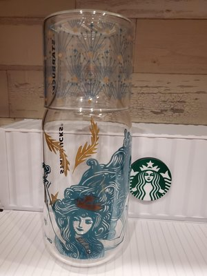 星巴克絕版美人魚馬克杯