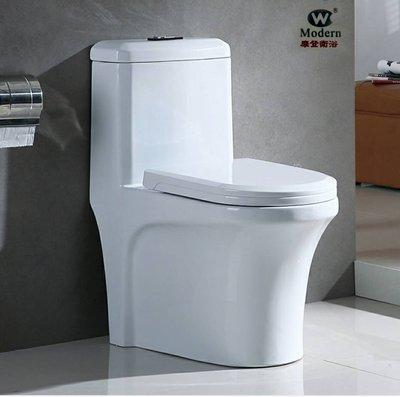 【 阿原水電倉庫 】 摩登衛浴 C-6300 防污抑菌 奈米瓷 單體馬桶 兩段式沖水 緩降馬桶蓋