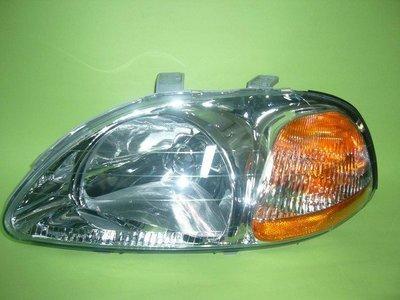 冠勝車材 本田 CIVIC K8 96~98 大燈 TYC製