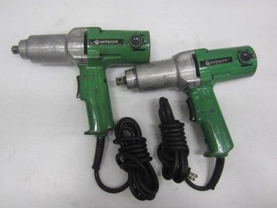 中古/二手 電動套筒板手/電動板手-日立- WH14 -日本外匯機(M177)M176已賣出