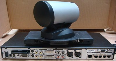 Tandberg EDGE 95MXP MCU四點 高畫質 HD視訊會議系統 保固一年!!!  ~台中面交可~