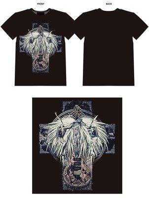 SUGIZO X Japan 15-16 Tour 週邊 翅膀吉他Tee Luna Sea x Japan