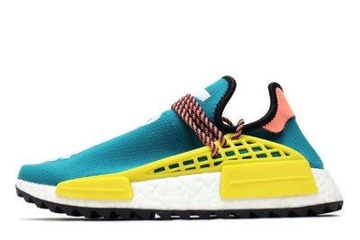 【紐約范特西】預購 Adidas Human Race NMD Pharrell AC7188  菲董聯名黃綠配色