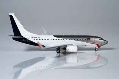 現貨 PandaModel 202103 1:400 荷蘭專機 B737-700BBJ PH-GOV