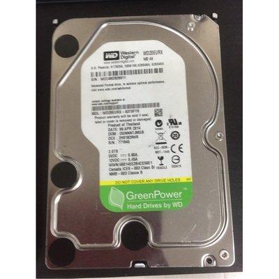 良碟WD 1TB 3.5吋 AV-GP 影音監控專用硬碟(WD10EURX) 台北市