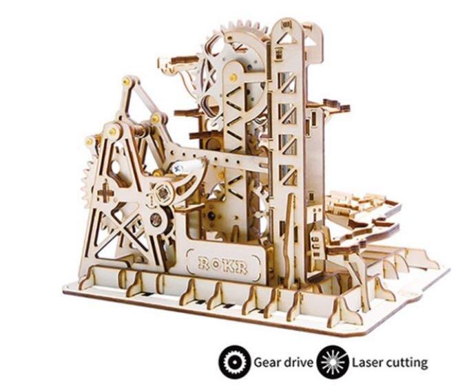LG504滾珠系列 Tower coaster  (ROKR)